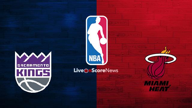 Sacramento Kings vs Miami Heat Preview and Prediction Live stream NBA 2018