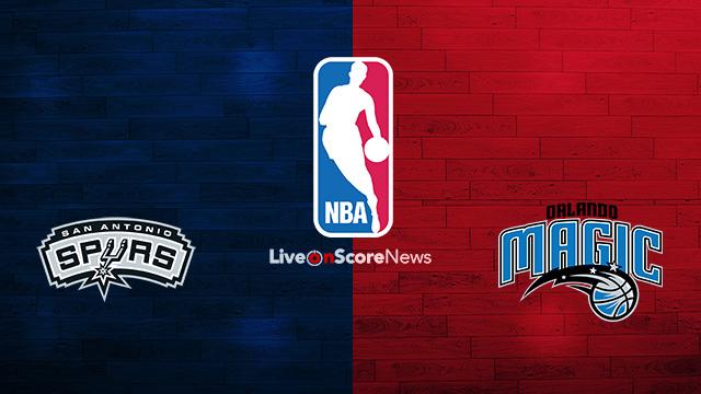 San Antonio Spurs vs Orlando Magic Preview and Prediction Live stream NBA 2018