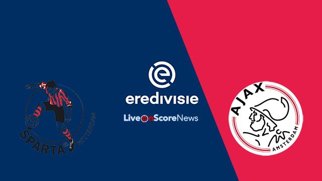 Sparta Rotterdam vs Ajax Preview and Prediction Live Stream Netherlands – Eredivisie 2018