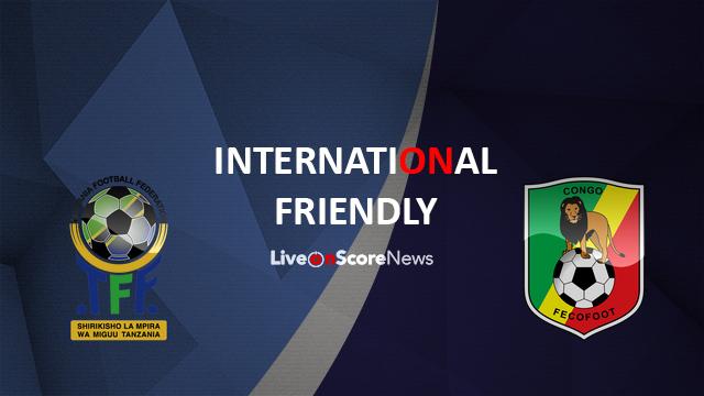 Tanzania vs D R  Congo Preview and Prediction Live stream