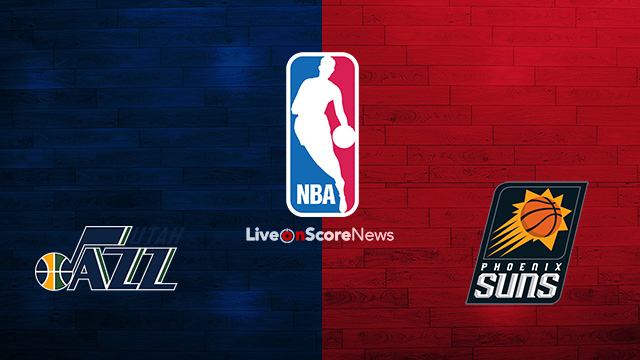 Utah Jazz vs Phoenix Suns Preview and Prediction Live stream NBA 2018