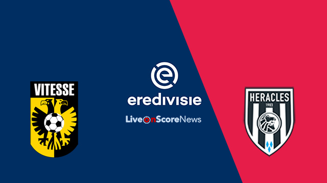 Vitesse vs Heracles Preview and Prediction Live Stream Netherlands – Eredivisie 2018