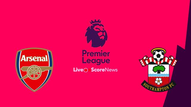 ผลการค้นหารูปภาพสำหรับ Arsenal vs Southampton graphic