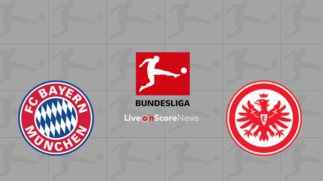 Bayern Munich vs Eintracht Frankfurt Preview and Prediction Live stream Bundesliga 2018