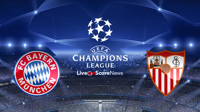 Bayern Munich vs Sevilla Preview and Prediction Live ...