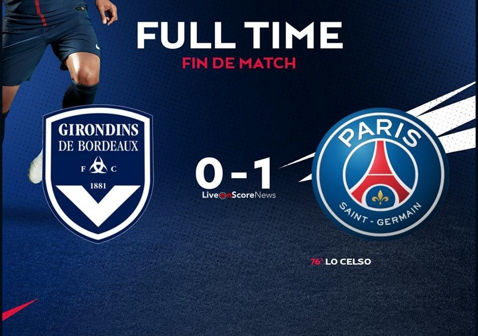 Bordeaux 0-1 Paris Saint GermainFull Highlight Video