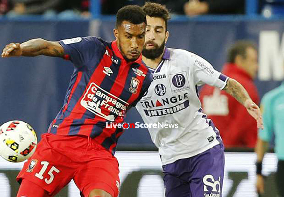 caen vs toulouse preview and prediction live stream france ligue 1 2018. Black Bedroom Furniture Sets. Home Design Ideas