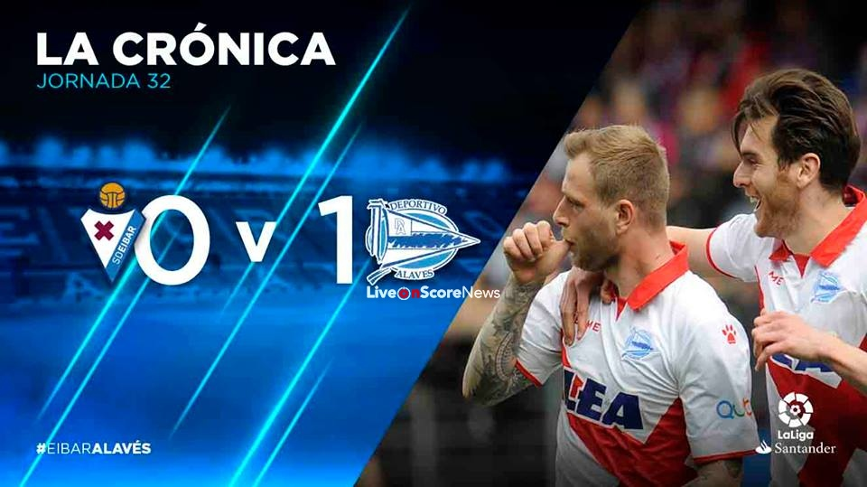 Eibar 0-1 Alaves Full Highlight Video