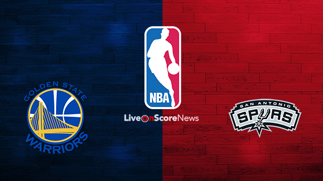 Golden State Warriors vs San Antonio Spurs Preview and Prediction Live stream NBA Play Offs 1/8 Finals 2018