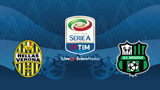 Hellas Verona vs Sassuolo Preview and Prediction Live stream Serie Tim A 2018