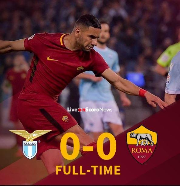 Lazio 0-0 Roma Full Highlight Video