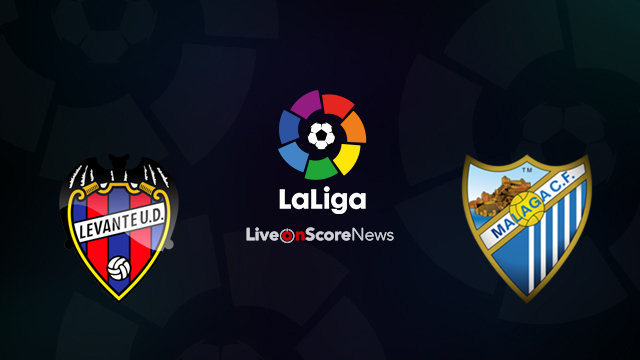 Levante vs Malaga Preview and Prediction Live Stream LaLiga Santander 2018