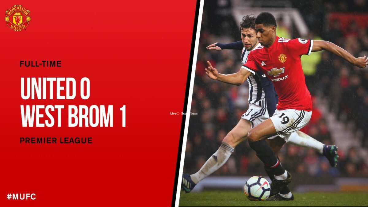 Manchester United 0-1 West Bromwich Albion Full Highlight Video