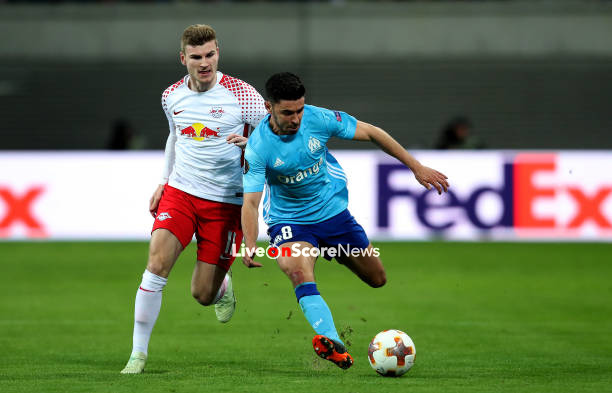 marseille vs rb leipzig preview and prediction live stream uel 2018. Black Bedroom Furniture Sets. Home Design Ideas