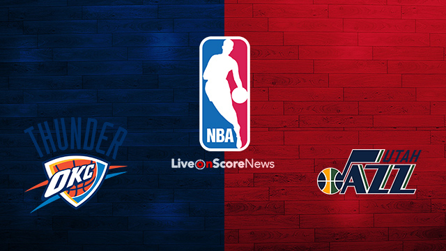 Oklahoma City Thunder vs Utah Jazz Preview and Prediction ...