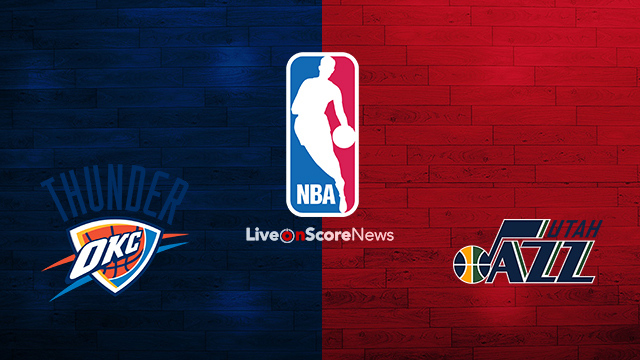 Oklahoma City Thunder vs Utah Jazz Preview and Prediction Live stream NBA Play Offs 1/8 Finals 2018