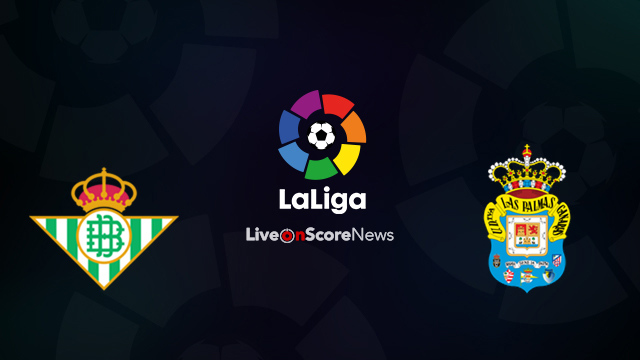 Real Betis vs Las Palmas Preview and Prediction Live Stream LaLiga Santander 2018