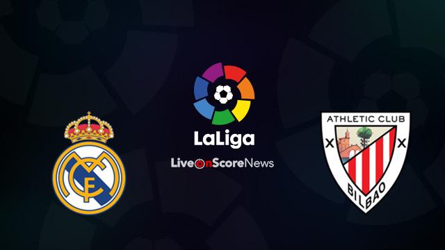 Real Madrid vs Athletic Bilbao Preview and Prediction Live Stream LaLiga Santander 2018