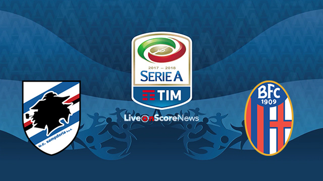 Sampdoria vs Bologna Preview and Prediction Live stream Serie Tim A 2018