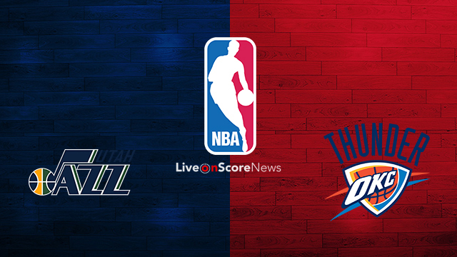 Utah Jazz vs Oklahoma City Thunder Preview and Prediction Live stream NBA Play Offs 1/8 Finals 2018