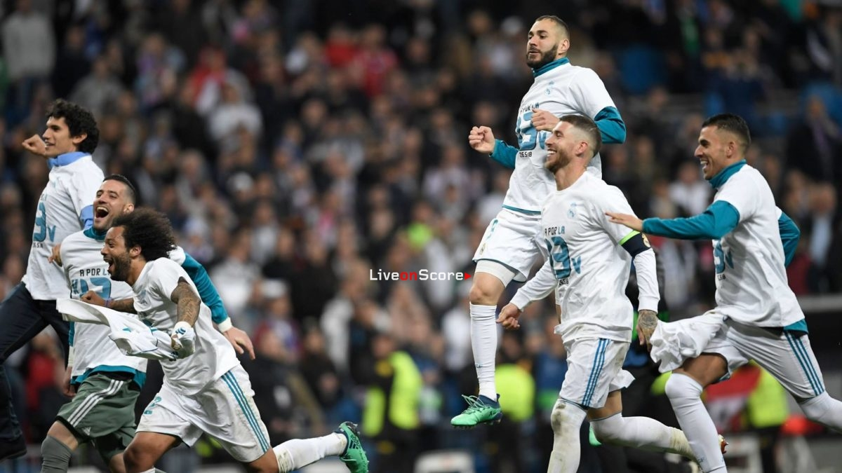 Real Madrid 2-2 Bayern Munich Full Highlight Video UCL 2018