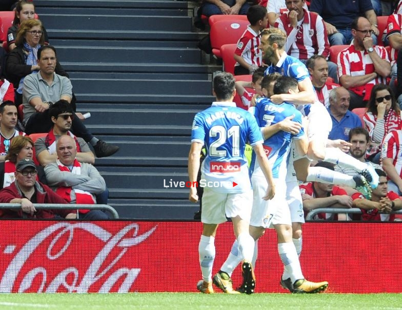 Athletic Bilbao 0-1 Espanyol Full Highlight Video