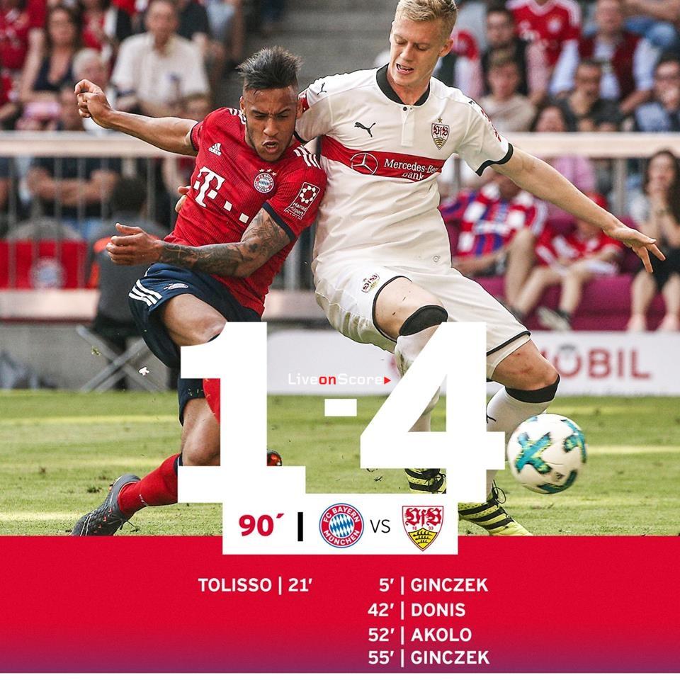 Bayern Vfb 2021