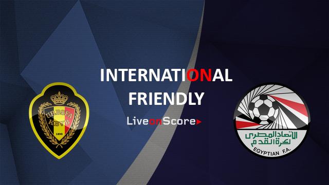 Trực tiếp Bỉ vs Ai Cập: Tìm lại bản năng