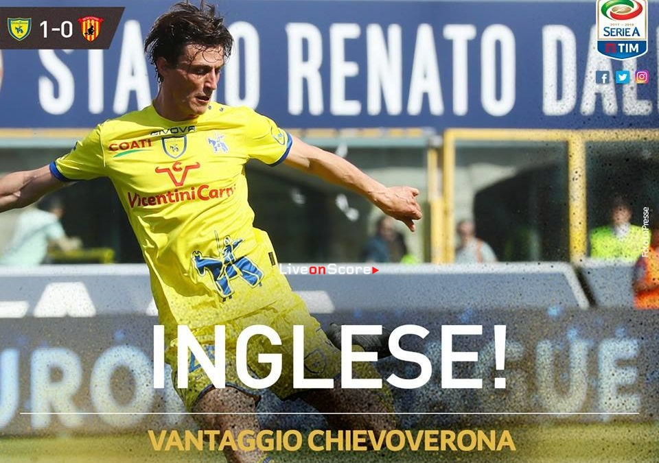 ChievoVerona 1-0 Benevento Full Highlight Video