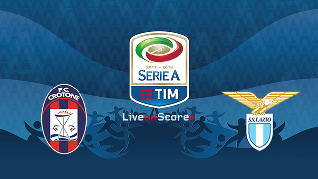 Crotone vs Lazio Preview and Prediction Live stream Serie Tim A 2018
