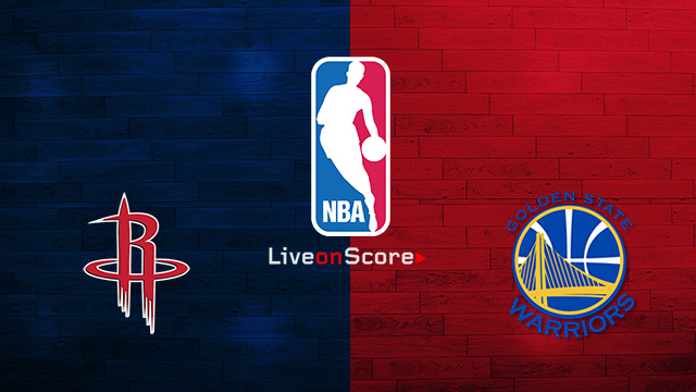 Houston Rockets vs Golden State Warriors Preview and Prediction Live stream NBA Play Offs 1/2 Finals 2018