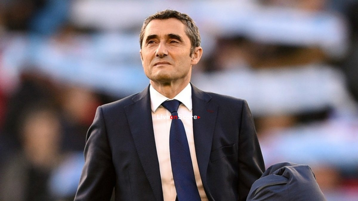 Ernesto Valverde: We want to show Best level's of our team in this match