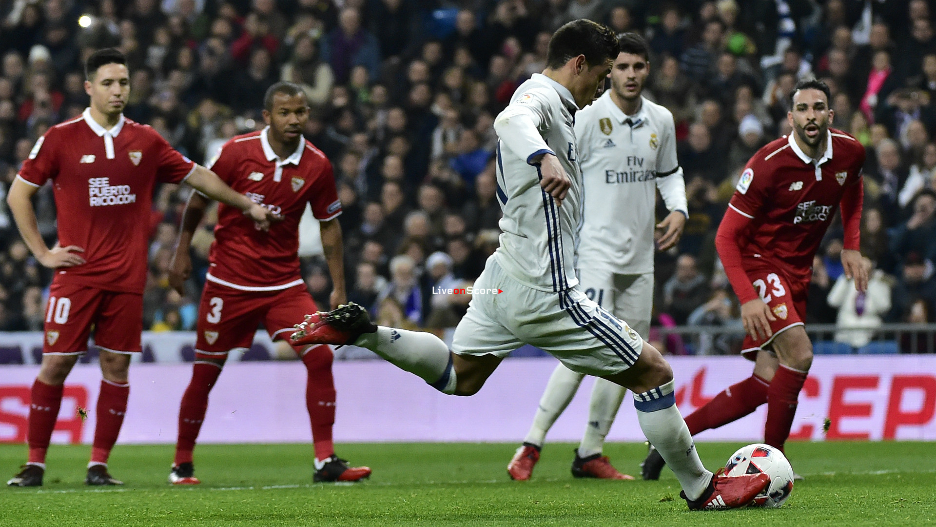 Sevilla vs Real Madrid: it's important to fill the weight ...