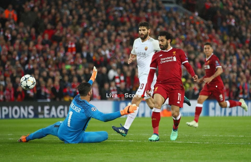 Roma v Liverpool: line-ups, tips and form guide