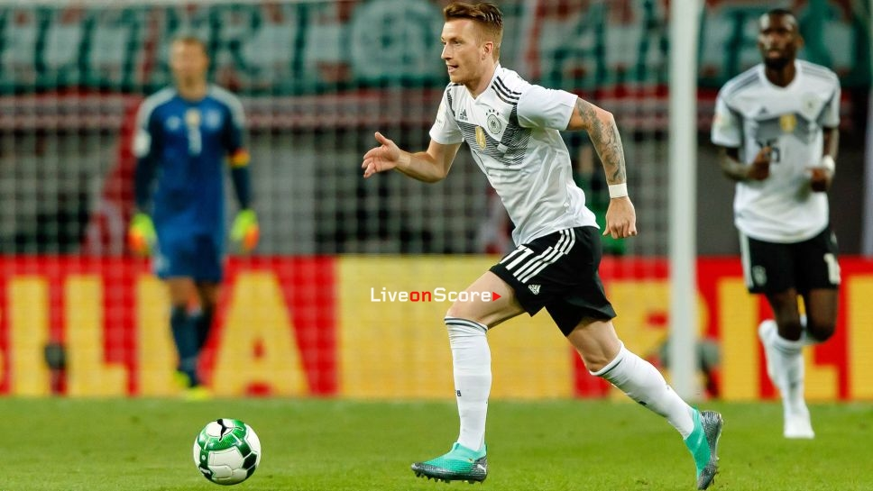 Borussia Dortmund's Marco Reus On Being Back With Germany, Why Leroy Sane Needn't Throw In The Towel And Die Mannschaft's World Cup Chances