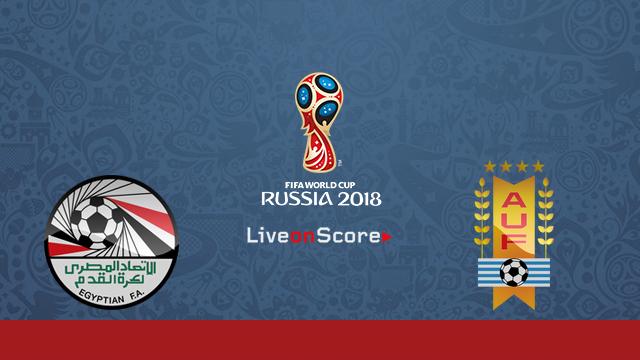 Egypt vs Uruguay Preview and Prediction Live Stream Russia World Cup 2018