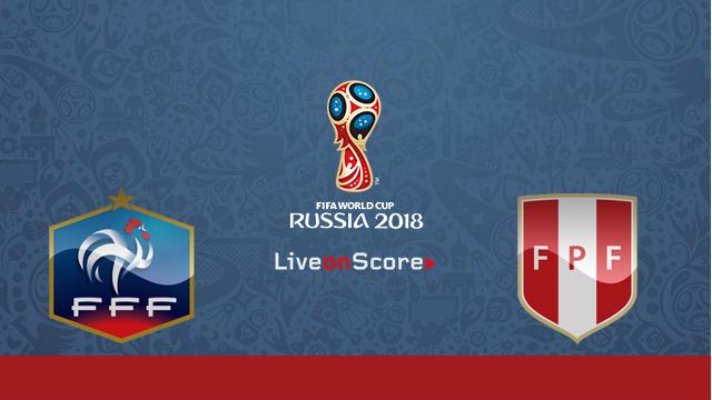 France vs Peru Preview and Prediction Live Stream Russia World Cup 2018