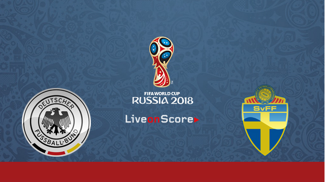 Germany vs Sweden Preview and Prediction Live Stream Russia World Cup 2018