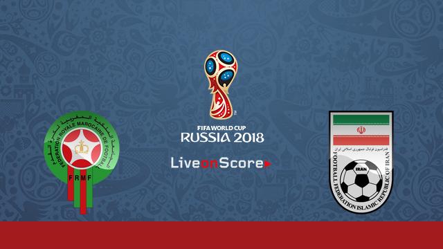 Morocco vs Iran Preview and Prediction Live Stream Russia World Cup 2018