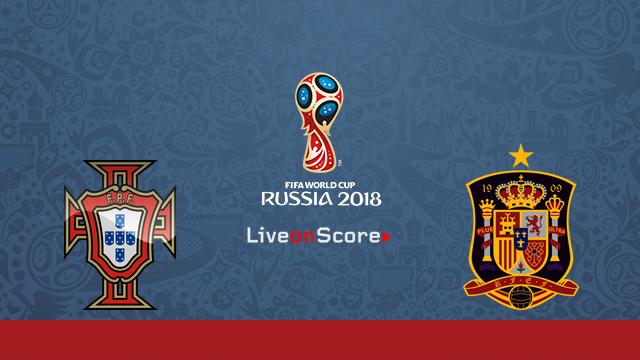 Portugal vs Spain Preview and Prediction Live Stream Russia World Cup 2018