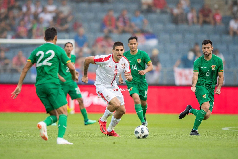 Resultado de imagen para serbia bolivia 5-1