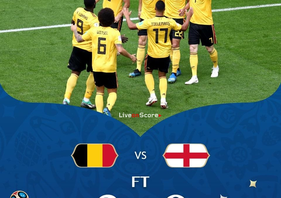 Belgium 2-0 England Full Highlight Video World Cup 2018 –  Third place