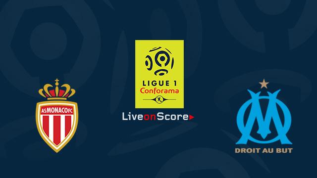 Mónaco vs Olympique Marseille Pronósticos de apuestas y apuestas en directo Transmision en vivo France Ligue 1 2018 / 2019