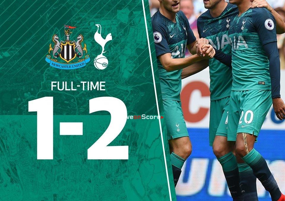 Newcastle United 1-2 Tottenham Hotspur Full Highlight Video Premier League 2018/2019