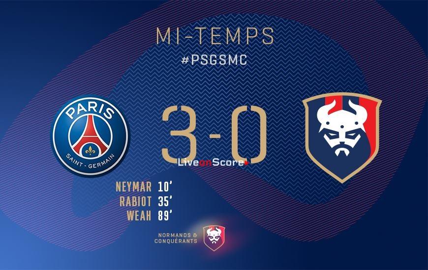 Paris Saint Germain 3-0 Caen Full Highlight Video – Ligue 1 2018/2019