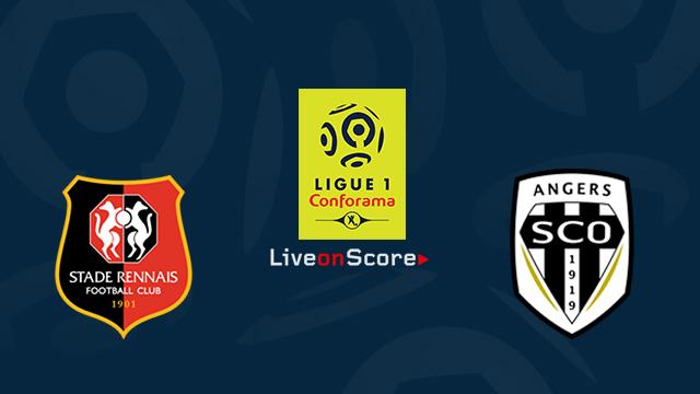 Rennes vs Angers Pronósticos de apuestas previas y apuestas Transmision en vivo France Ligue 1 2018 / 2019