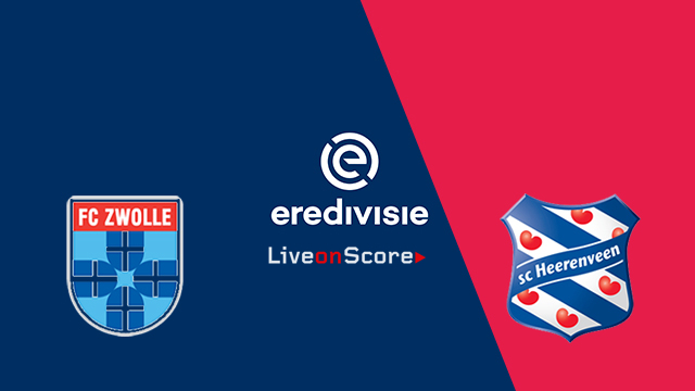 Zwolle vs Heerenveen Preview and Betting Tips Live stream Netherlands – Eredivisie 2018/2019