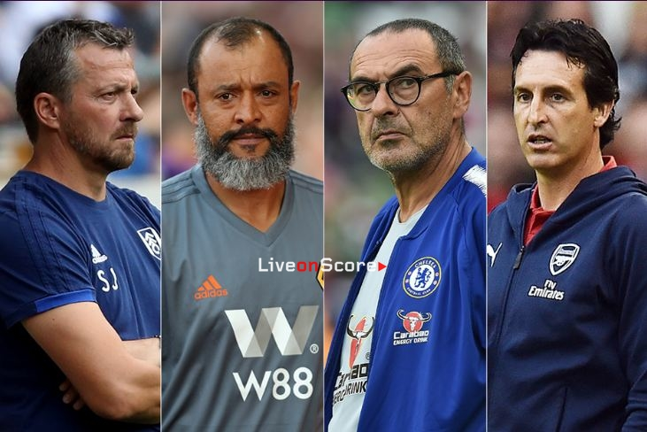 What's new this season in EPL ? New managers New tactical fights