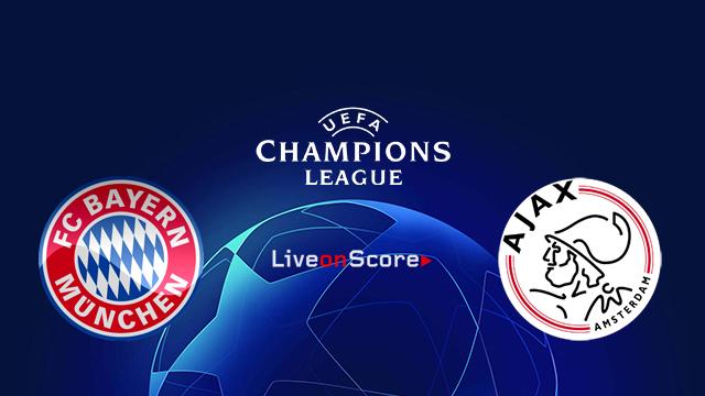 bayern champions league 2019