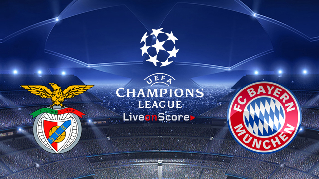Benfica Vs Bayern Munich Preview And Prediction Live Stream Uefa Champions League